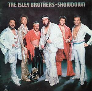 Album  Cover The Isley Brothers - Showdown on T-NECK Records from 1978