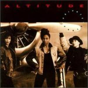 Album  Cover Altitude - Private Parts on BAHIA Records from 1991