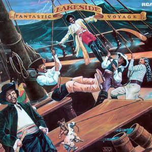 Album  Cover Lakeside - Fantastic Voyage on SOLAR Records from 1980