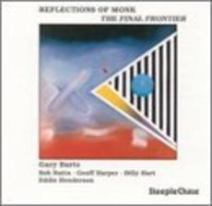 Album  Cover Gary Bartz - Reflections Of Monk on STEEPLE CHASE Records from 1988