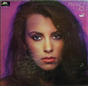 Album  Cover France Joli - France Joli on DREYFUS Records from 1979