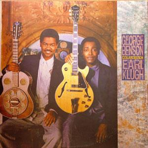 Front Cover Album George Benson & Earl Klugh - Collaboration