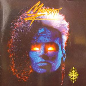 Album  Cover Mazarati - Mazarati on PAISLEY PARK Records from 1985