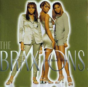 Album  Cover The Braxtons - So Many Ways on ATLANTIC Records from 1996