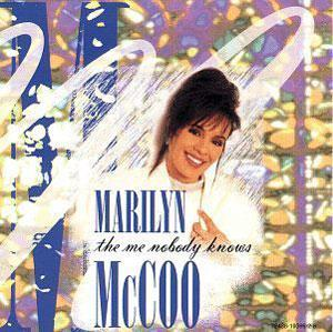Album  Cover Marilyn Mccoo - The Me Nobody Knows on  Records from 1991