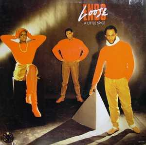 Album  Cover Loose Ends - A Little Spice on MCA / VIRGIN Records from 1983