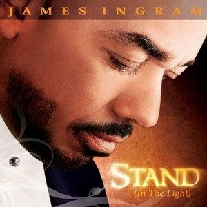 Front Cover Album James Ingram - Stand (in The Light)