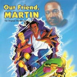 Front Cover Album Various Artists - Our Friend, Martin