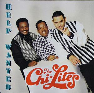 Album  Cover The Chi-lites - Help Wanted on COPPERSUN Records from 1998