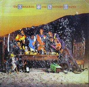 Album  Cover Crusaders - Those Southern Knights on BLUE THUMB Records from 1976