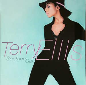 Front Cover Album Terry Ellis - Southern Gal