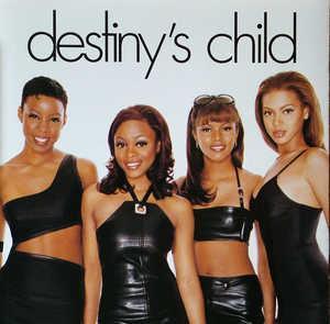Album  Cover Destiny's Child - Destiny's Child on COLUMBIA Records from 1998