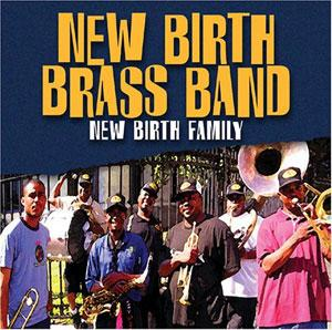 Album  Cover The New Birth - New Birth on RCA Records from 1970