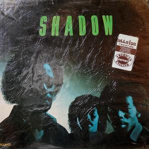 Album  Cover Shadow - Shadow on ELEKTRA Records from 1980