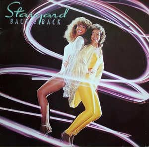 Front Cover Album Stargard - Back 2 Back