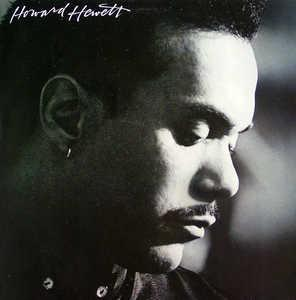 Album  Cover Howard Hewett - Howard Hewett on ELEKTRA Records from 1990