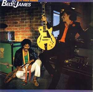 Front Cover Album Bell & James - Only Make Believe