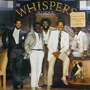Album  Cover The Whispers - So Good on SOLAR Records from 1984