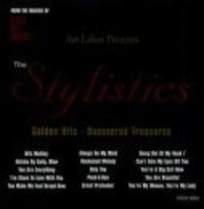 Album  Cover The Stylistics - Stylistics on AVCO Records from 1971