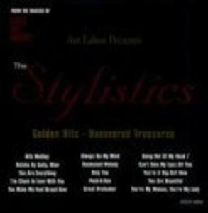 Album  Cover The Stylistics - Stylistics on AVCO Records from 1971