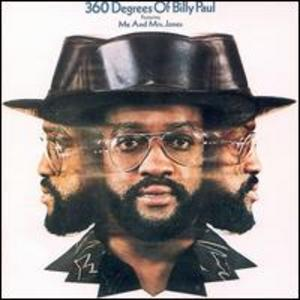 Front Cover Album Billy Paul - 360 Degrees Of Billy Paul