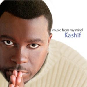 Front Cover Album Kashif - Music From My Mind