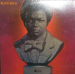 Album  Cover Lamont Dozier - Black Bach on ABC Records from 1974