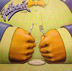 Album  Cover Fatback - So Delicious on COTILLION Records from 1985