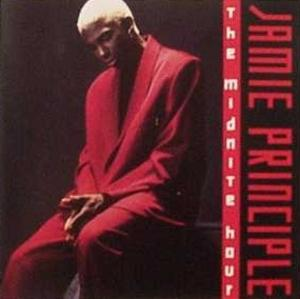 Album  Cover Jamie Principal - The Midnite Hour on  Records from 1992