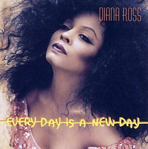 Album  Cover Diana Ross - Every Day Is A New Day on MOTOWN Records from 1999