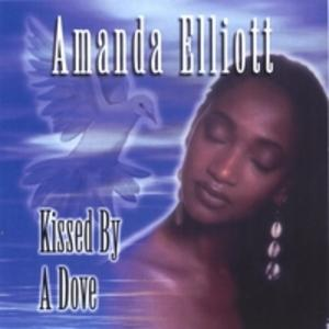 Album  Cover Amanda Elliott - Kissed By A Dove on NYMANI Records from 1998