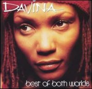 Album  Cover Davina - Best Of Both Worlds on RCA Records from 1998