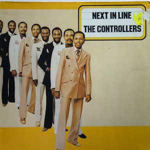Front Cover Album The Controllers - Next In Line