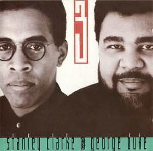 Front Cover Album Stanley Clarke And George Duke - Clarke, Duke Project III