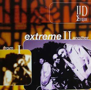 Album  Cover Ii D Extreme - From I Extreme Ii Another on GASOLINE ALLEY Records from 1996