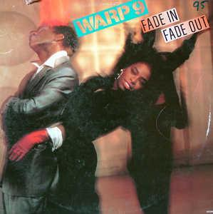 Album  Cover Warp 9 - Fade In Fade Out on MOTOWN Records from 1986