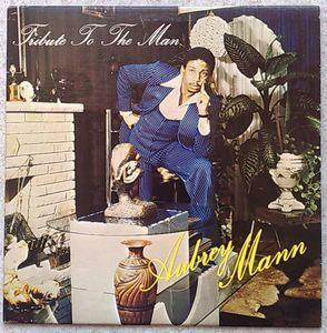 Album  Cover Aubrey Mann - Tribute To The Mann on SCORPIO Records from 1980