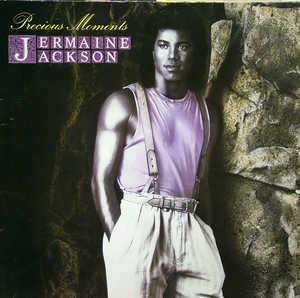 Album  Cover Jermaine Jackson - Precious Moments on ARISTA Records from 1986