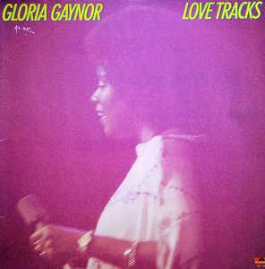Album  Cover Gloria Gaynor - Love Tracks on POLYDOR Records from 1979