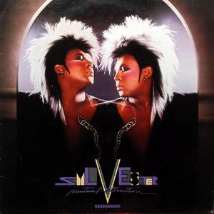 Album  Cover Sylvester - Mutual Attraction on WARNER BROS. Records from 1987