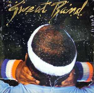 Album  Cover Sweat Band - Sweat Band on EPIC Records from 1980