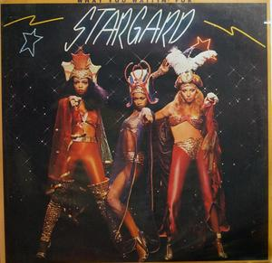 Album  Cover Stargard - What You Waitin' For on MCA Records from 1978