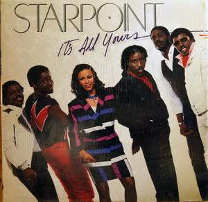 Front Cover Album Starpoint - It's All Yours