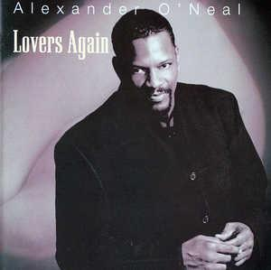 Album  Cover Alexander O' Neal - Lovers Again on ONE WORLD Records from 1996
