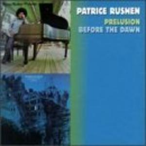Front Cover Album Patrice Rushen - Prelusion