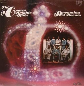 Album  Cover Crown Heights Affair - Dreaming A Dream on DE-LITE Records from 1975