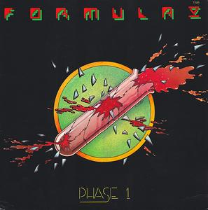 Album  Cover Formula Five - Phase I on 20TH CENTURY FOX Records from 1977