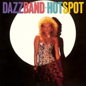 Album  Cover The Dazz Band - Hot Spot on MOTOWN Records from 1985