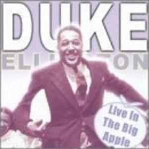Album  Cover Duke Ellington - Live In The Big Apple on MAGNUM Records from 2000