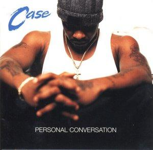 Album  Cover Case - Personal Conversation on DEF JAM Records from 1999